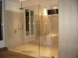 douche en pierre de moca