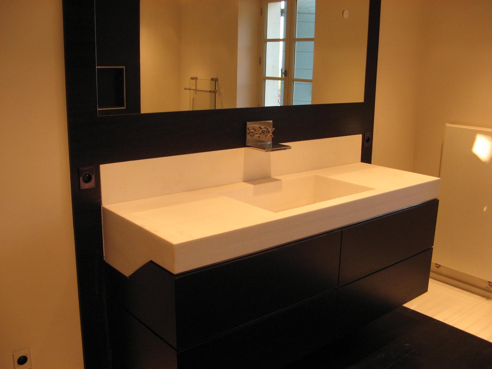 l 39 utilisation du marbre dans l 39 ameublement marbrerie proven ale. Black Bedroom Furniture Sets. Home Design Ideas