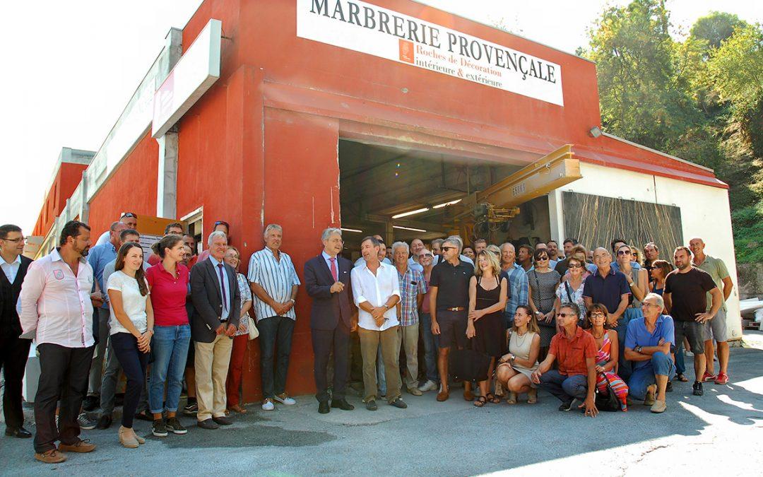 La Marbrerie Provençale a fêté ses 70 ans3 min read